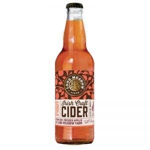 Rhubarb & Honey Cider